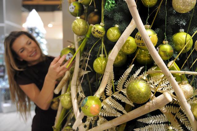 O verde é a cor sensação do natal 2012./ Foto: divulgação