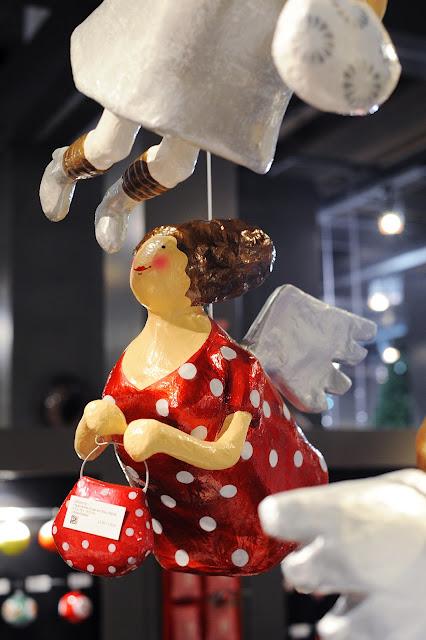 Anjos, anjinhos e anjões. Não existe natal sem eles./ Foto: divulgação