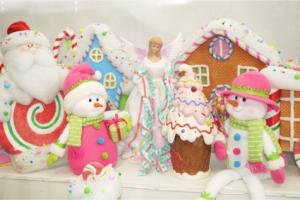 Os doces fazem a alegria de crianças e adultos./ Foto: divulgação