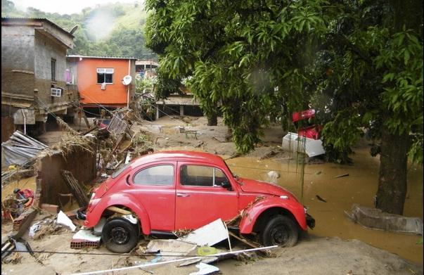 Não houve o rompimento de barragem em Xerem, avisa Defesa Civil./ Foto: EBC