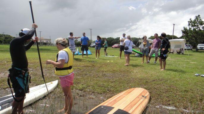 Os esportes também estão incluídos na programação das ações./ Foto: divulgação
