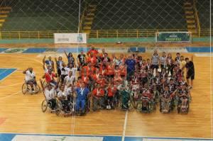 Equipes campeãs do Campeonato Brasileiro 2014/ Foto: Confederação Brasileira de HCR