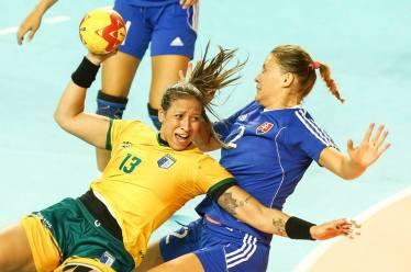 Seleção Brasileira em partida/ Foto: Marcello Zambrana- Fotojump