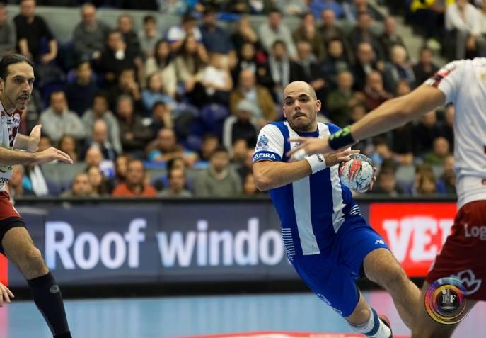 Gustavo Rodrigues em jogo pelo Porto/ Foto: arquivo pessoal do atleta