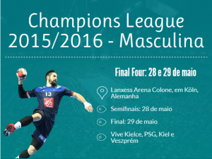 Champions League Masculina 2015-16
