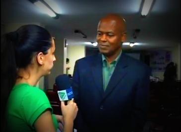 Entrevista com Harold Robinson, representante da ONU na América Latina